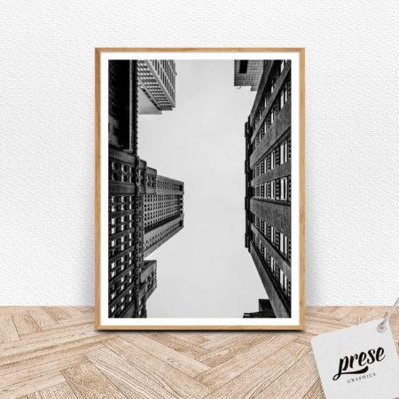 ニューヨーク マンハッタン ポスター