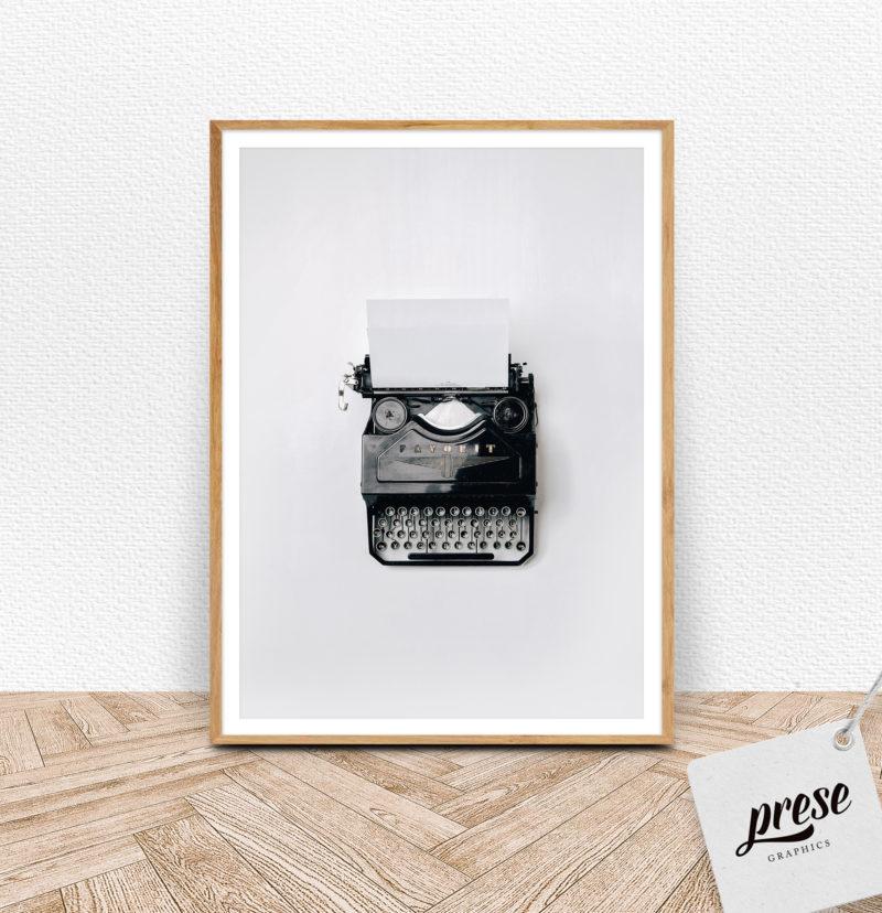 オールド タイプライター