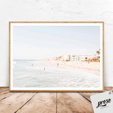 インペリアルビーチポスター