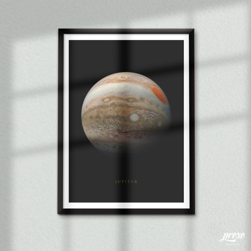 木星 ジュピター ポスター